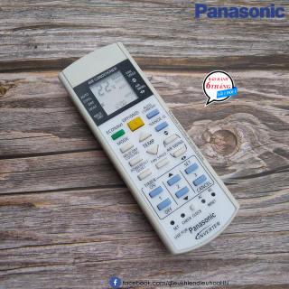Remote máy lạnh Panasonic 2 chiều Econavi