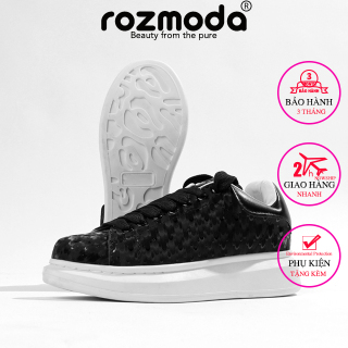 Giày thể thao nam nữ ulzzang MC da mềm cao cấp ROZMODA GI10 thumbnail