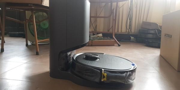 ROBOT HÚT BỤI LAU NHÀ ECOVACS DEEBOT T8-AIVI+ (Plus)-HÀNG MỚI 100%- BẢO HÀNH 12 THÁNG