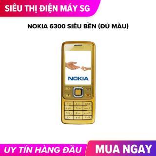 Nokia 6300 Siêu Bền (Đủ Màu)_Mới Tinh thumbnail