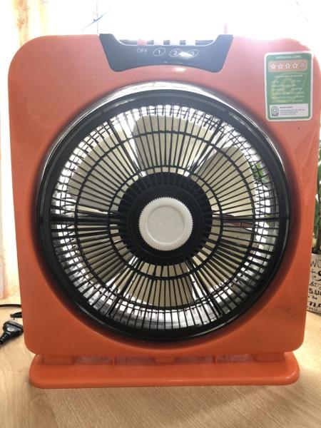 [ BH 6 THÁNG] Quạt hộp Quạt tản gió Điện cơ Haibi - quạt hộp tản gió - quạt điện mini giá rẻ