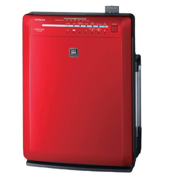 Máy lọc không khí và tạo ẩm Hitachi EP-A6000  (Đỏ)