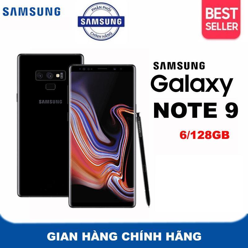 Điện thoại Samsung Galaxy Note 9 128GB - S Pen thông minh làm nên sự khác biệt - Bảo hành 12 tháng chính hãng