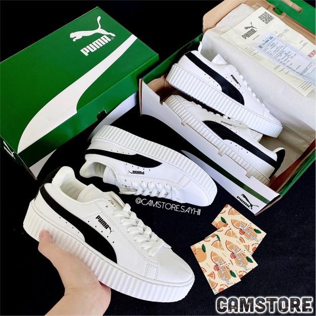 giày puma giày thể thao nam nữ sneaker phản quang hot trend giá rẻ