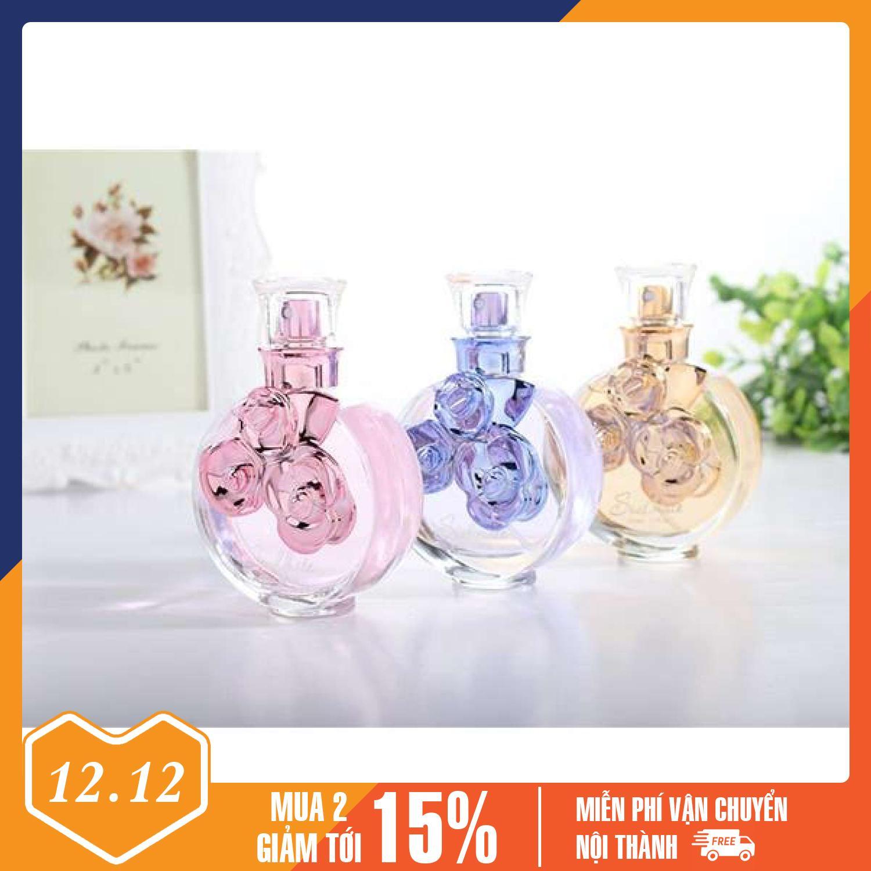 Nước hoa nữ Soul Mace EAU de parfum  mùi hương quyến rũ nồng nàn từ nước Pháp - 50ml- BHK004