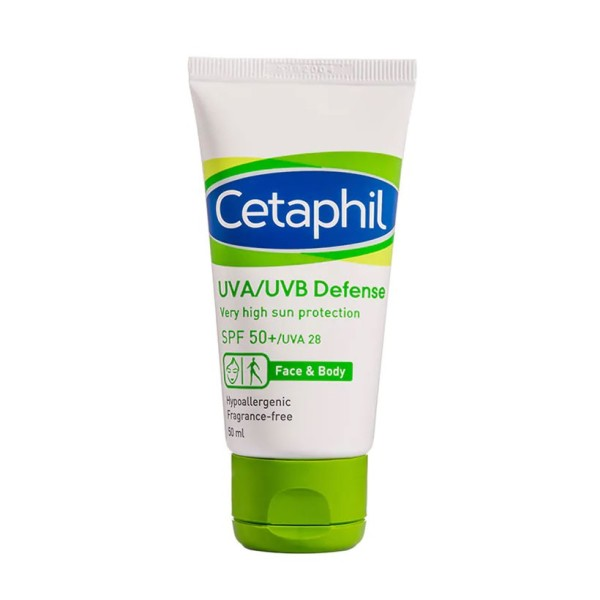 Kem chống nắng CETAPHIL UVA/UVB PROTECTION SPF50+ cao cấp