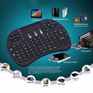 Chuột Bay Kiêm Bàn Phím Không Dây UKB500, Bàn phím wifi mini keyboard Cho Smart Tivi - Android Box , bàn phím không dây [TrucNgan] thumbnail