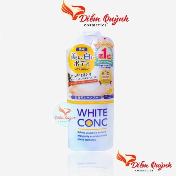 Sữa Tắm Dưỡng Da White ConC Nhật Bản 360ml