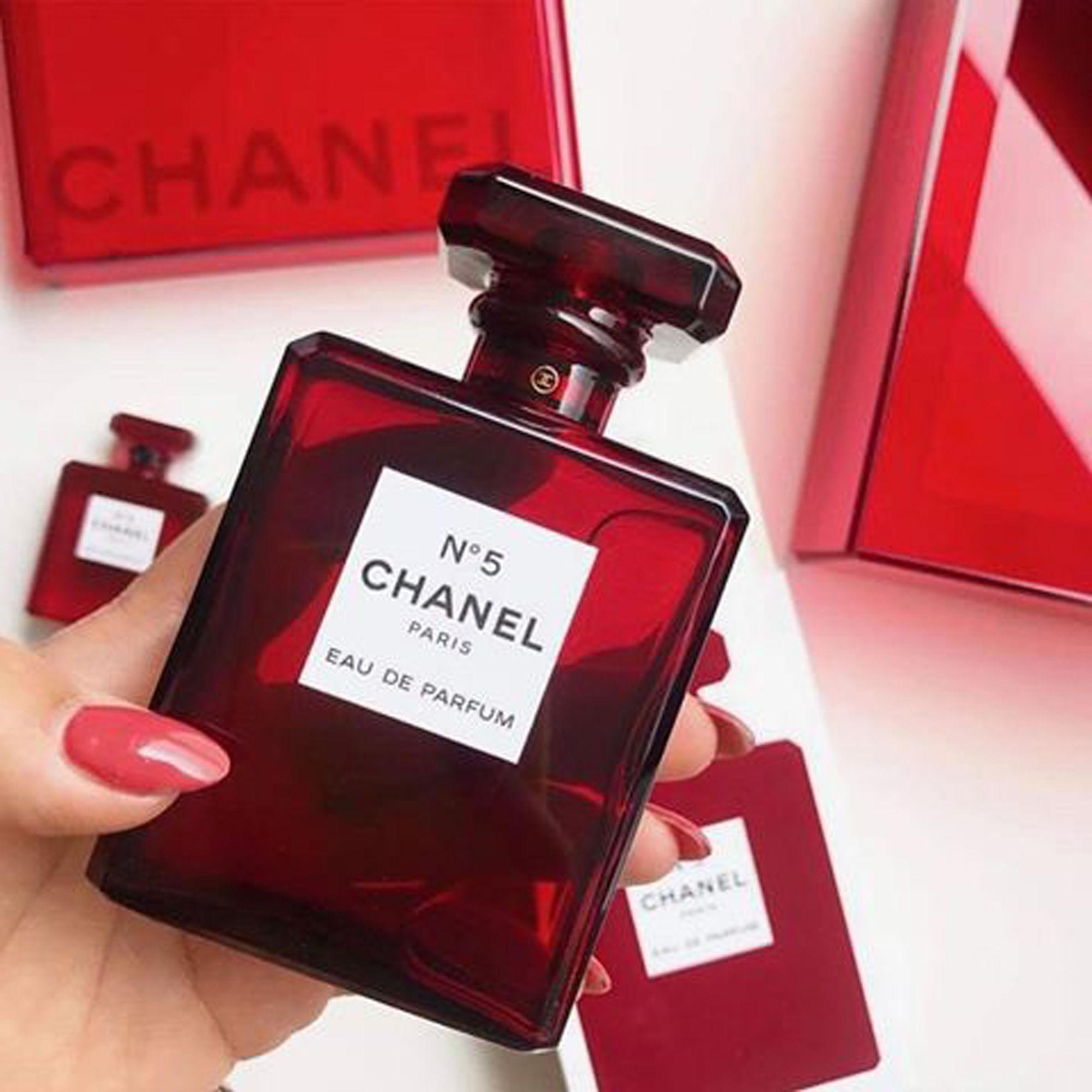 NƯỚC HOA NỮ CHA`NNEL NO5 MÙI HƯƠNG NỒNG NÀNG - QUYẾN RŨ nhập khẩu