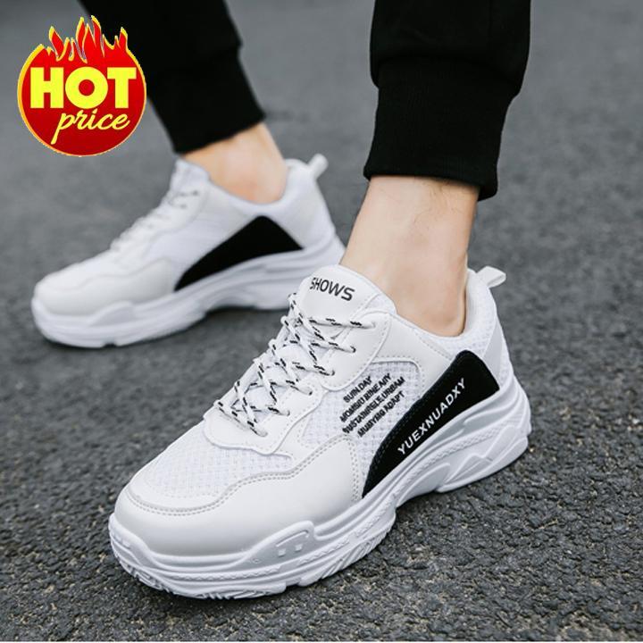 Giá Sốc Duy Nhất Hôm Nay Khi Mua Giày Thể Thao Sneaker Nam GN36 - LEMA