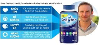 Vitamin tổng hợp One A Day Men s 300 Viên thumbnail