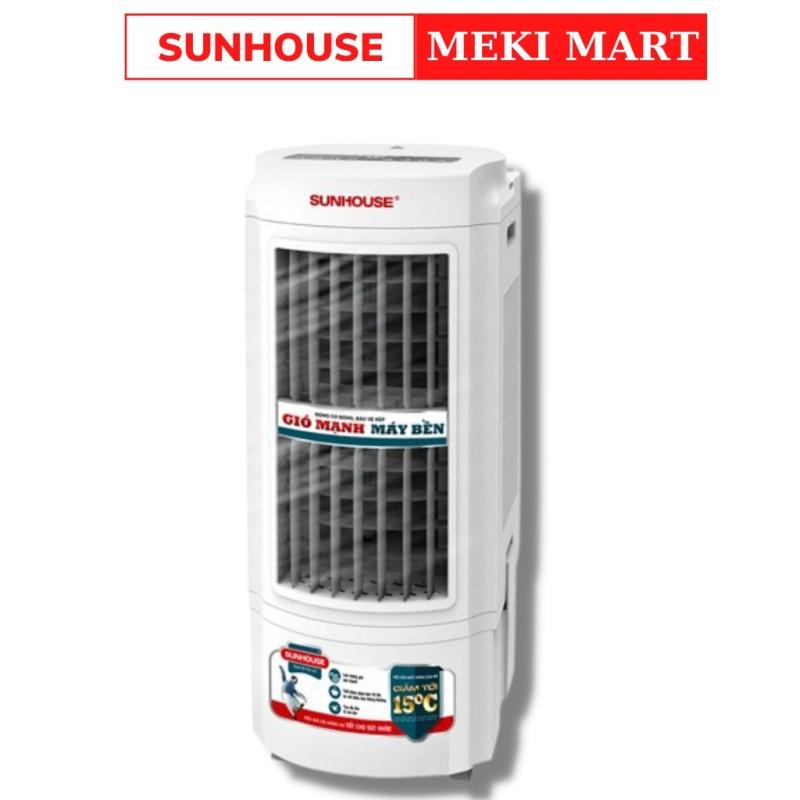 Bảng giá Quạt điều hòa hơi nước Sunhouse SHD7723 công suất 100W dung tích 30L tiết kiệm điện năng bảo hành 12 tháng