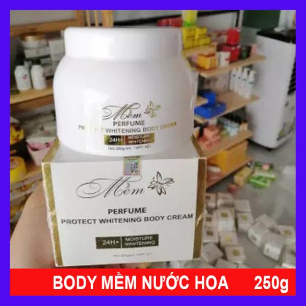 Kem body mềm nước hoa mẫu mới 2020 - Kem body mềm nước hoa 250gr Phương Anh giá rẻ