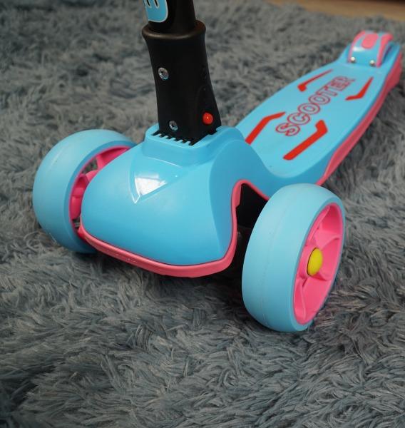 Xe Trượt Scooter D01 Cao Cấp - Dành cho bé từ 3 đến 9 tuổi