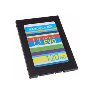 Ổ cứng SSD Team Group L3 Evo 120GB Sata 3 thumbnail