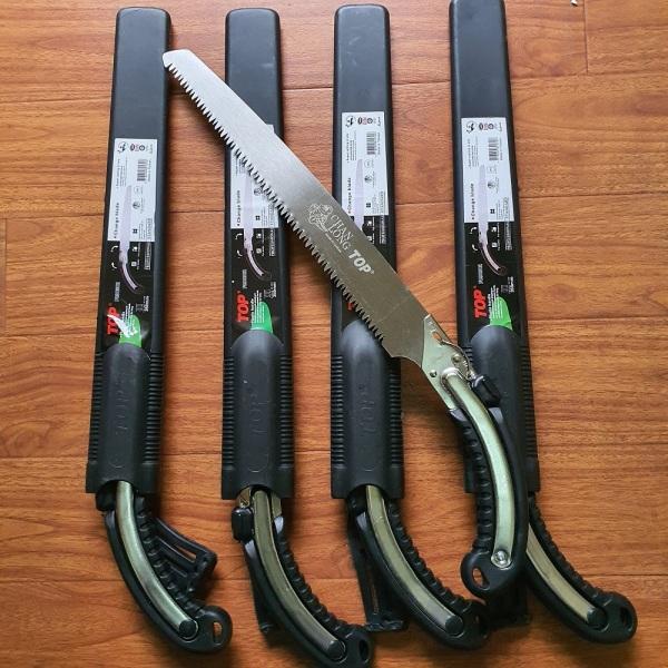 Cưa gỗ cầm tay TOP 350mm  - Tiêu chuẩn Đài Loan có bao đựng