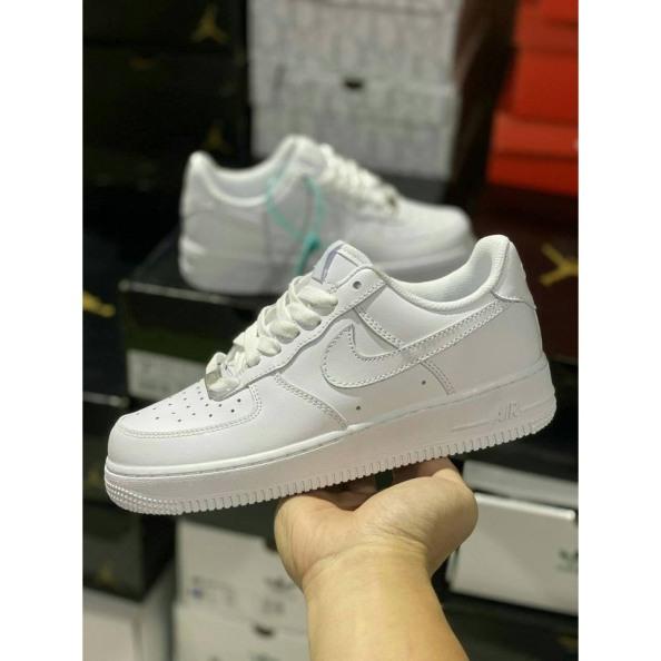 Giày af1, Nike Air Force 1, Trắng Full Nam Nữ (36-43) giá rẻ