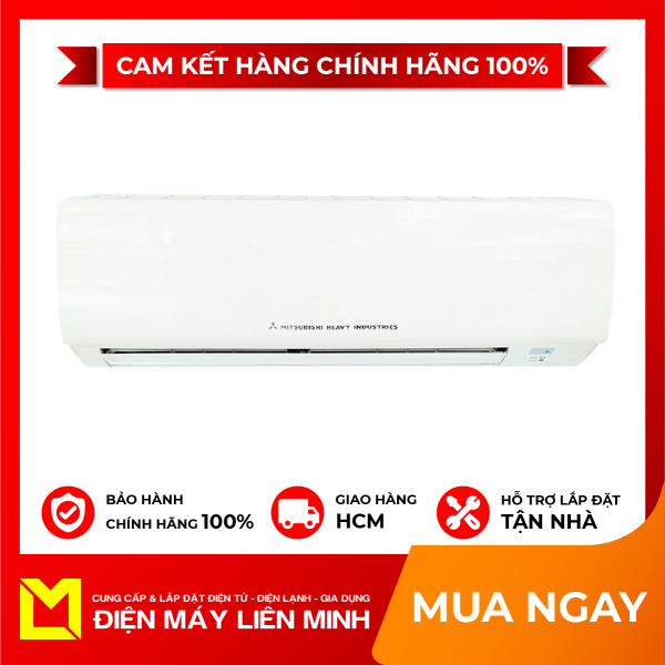Bảng giá Máy lạnh Mitsubishi Heavy SRK09CTR-S5 - Chế độ làm lạnh nhanh,Chế độ tiết kiệm điện,Chế độ khử ẩm,Chức năng tự khởi động