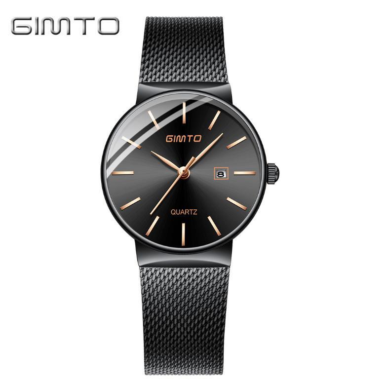 Nơi bán Đồng hồ nữ thời trang GIMTO GM232 dây lưới phong cách Hàn Quốc