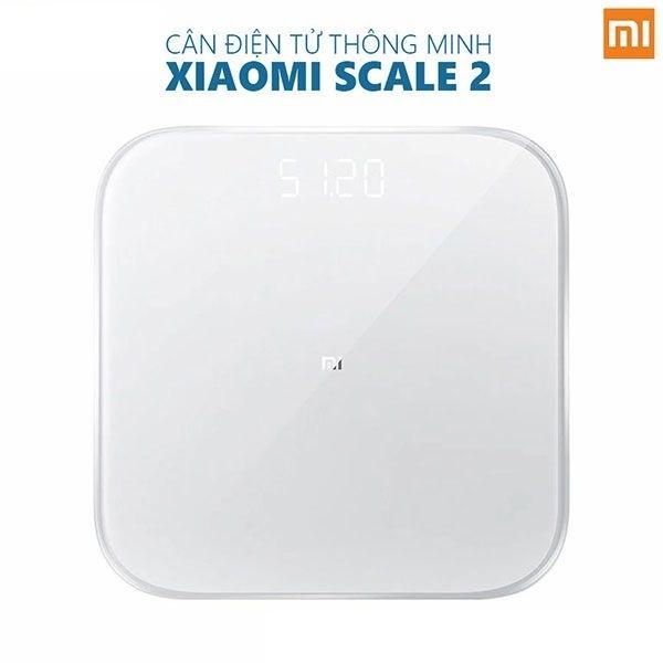 Cân thông minh Xiaomi Mi Smart Scale 2 - Bảo hành 12 tháng cao cấp