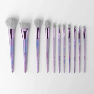 Bộ Cọ BH Cosmetics Lavender Luxe 11 Piece Brush Set thumbnail