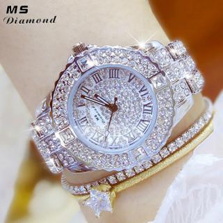 Đồng hồ nữ BS BEE SISTER LYLY Đính Đá Siêu Đẹp, Chống Nước, Tặng Hộp & Pin thumbnail