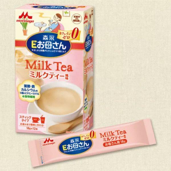 Sữa bầu morinaga vị trà sữa