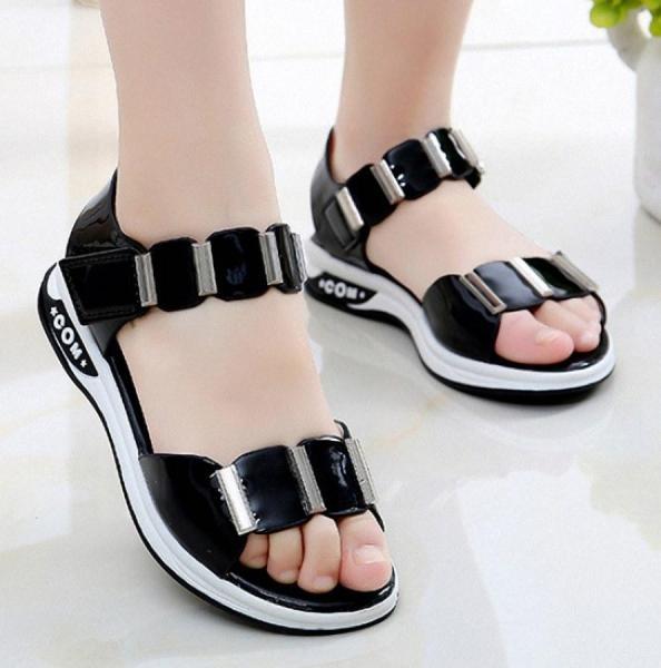 Giá bán S07DE -  sandal cho bé yêu phonh cách hàn quốc