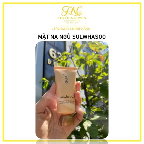 Mặt nạ ngủ Sulwhasoo Overnight Vitalizing Mask mini 35ml