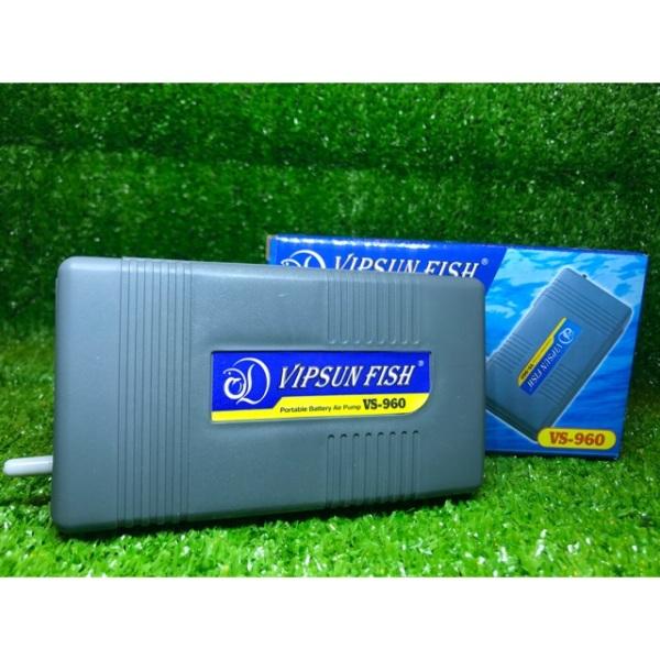 [HCM]Máy sủi Oxy chạy bằng pin Vipsun VS-960 và VS-980 (tặng kèm dây và sủi)