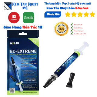 Keo tản nhiệt Gelid GC-EXTREME 3.5g New Edition thumbnail