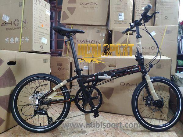 Phân phối Xe đạp gấp DAHON D8 KBC083 bánh 20