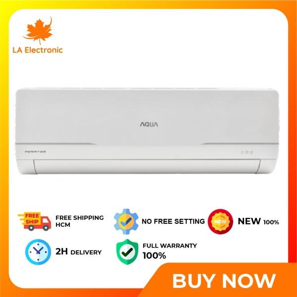 Bảng giá [GIAO HÀNG 2 - 15 NGÀY TRỄ NHẤT 15.09] Trả Góp 0% - Máy Lạnh Aqua Inverter 1.5 HP AQA-KCRV12WNM - Miễn phí vận chuyển HCM