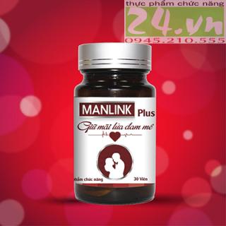 Manlink plus Giữ lửa đam mê cho nam giới thumbnail