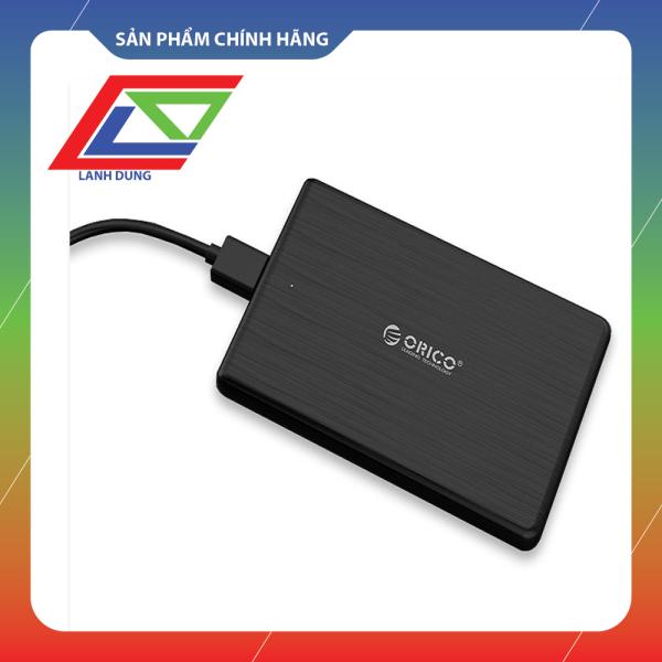 Bảng giá Chính hãng ORICO Hộp ổ cứng 2.5 USB 3.0,Đen, 2189U3-BK Phong Vũ