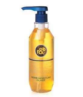 Nước Dưỡng Bóng Tóc giúp tóc bồng bềnh bóng khỏe duy trì độ đàn hồi giữ tóc luôn suôn mượt R&B Herb Moisture Glaze 450ml thumbnail