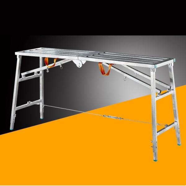 Giàn giáo di động đa năng tải trọng 150kg - Chiều cao có thể thay đổi theo ý muốn - MD