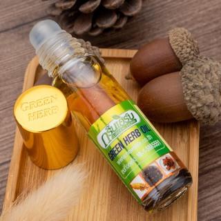 [DEAL SỐC] Dầu Thái Lan, Tinh Dầu Nhân Sâm Ginseng Green Herb Oil Thái Lan - 8ml loại thường thumbnail