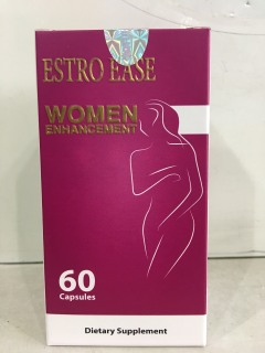 HỘP 60 Viên ESTRO EASE WOMEN ENHANCEMENT - giúp tăng cường sinh lý nữ, cân bằng nội tiết tố nhập Khẩu Mỹ thumbnail
