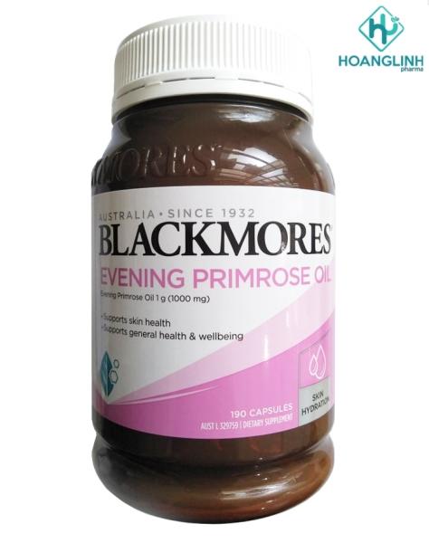 Tinh dầu HOA ANH THẢO BLACKMORES[Cân bằng nội tiết; giảm mụn; dưỡng da; cải thiện sức khỏe] nhập khẩu