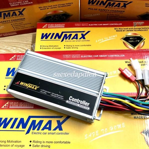 Mua Ic khiển xe điện đa năng 500w đi 4 5 bình WINMAX
