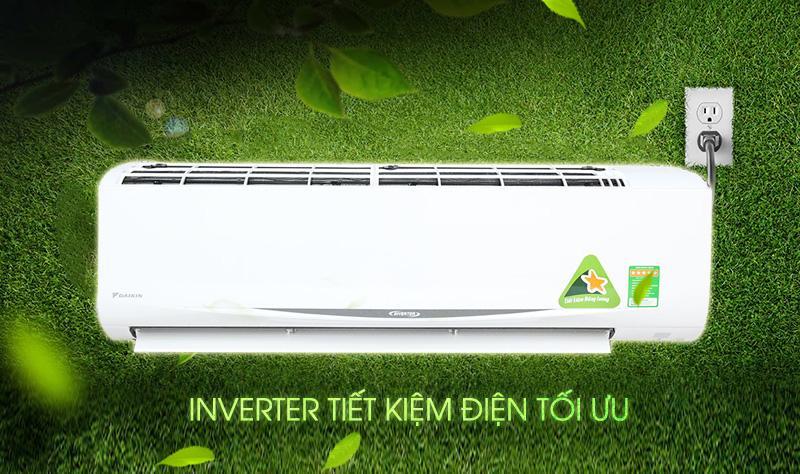 Bảng giá Máy Lạnh Inverter Daikin FTKC35TVMV (1.5HP)