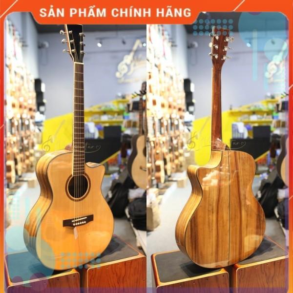 Đàn Guitar Acoustic Custom VG-DDB - Phân phối chính hãng bởi nhaccu3so