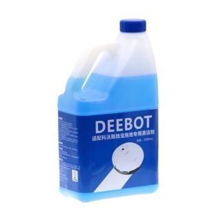 Nước lau sàn Ecovacs Deebot ( can 2l ) dùng cho Robot hút bụi lau sàn - Hàng chính hãng thumbnail