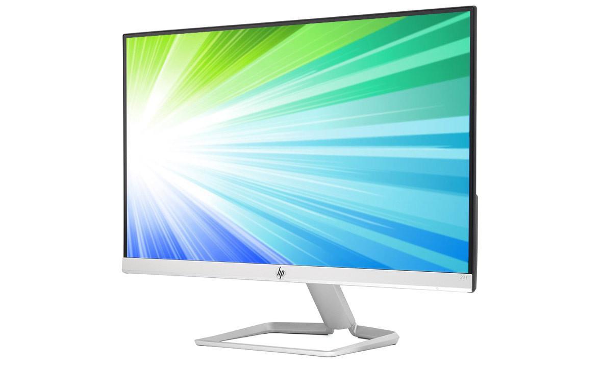 Màn hình LCD HP 23f Đen- Hãng Phân phối chính thức