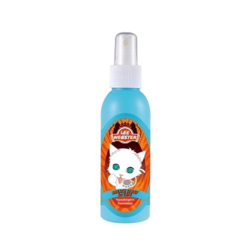 Xịt vệ sinh răng miệng cho mèo Lee&Webster 130ml
