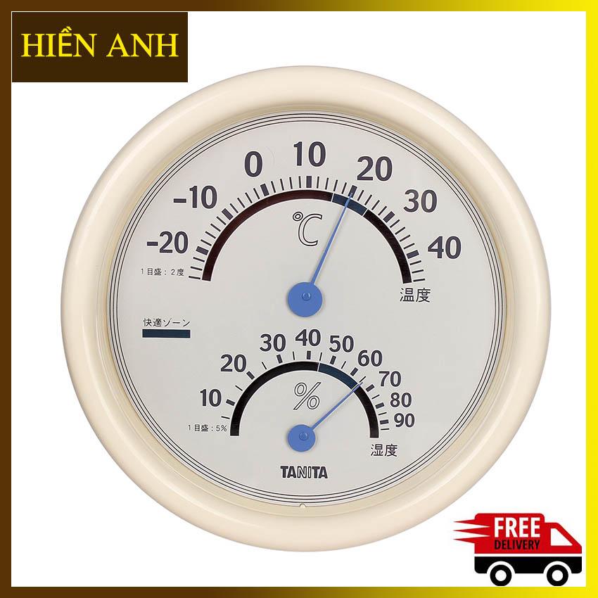 Ẩm kế Tanita TT-513-Nhiệt kế Tanita TT-513-Thiết bị đo độ ẩm nhiệt độ trong phòng-Hiền Anh
