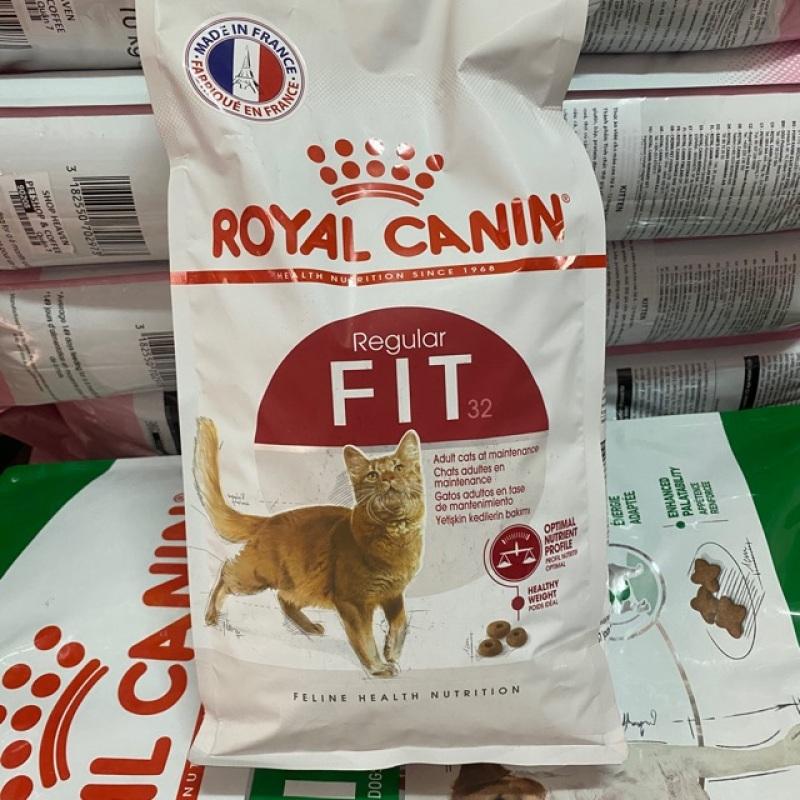 2kg Royal Canin Fit32 thức ăn cho mèo, chất lượng đảm bảo an toàn đến sức khỏe người sử dụng, cam kết hàng đúng mô tả