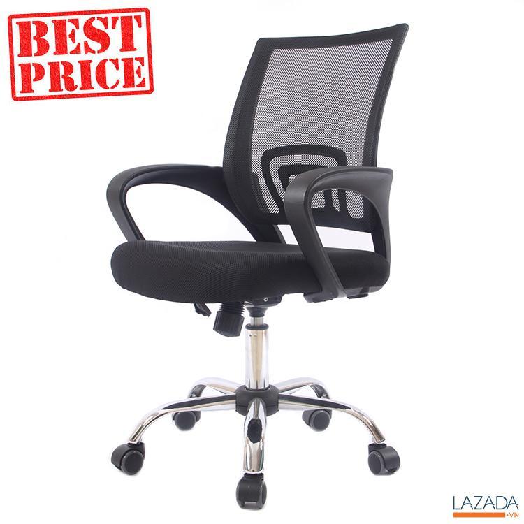 Ghế Làm Việc - Ghế Xoay Văn Phòng BOX405 [Model Đang Sale Mạnh - Giá Vô Địch]