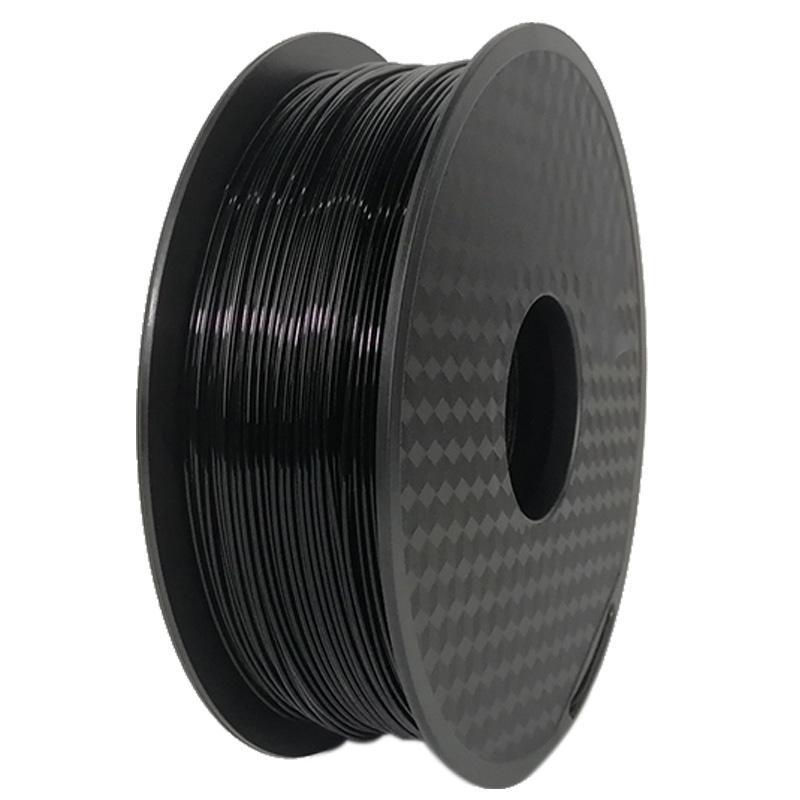 Giá Black Color 3D Printer Filament 1.75 mm PLA Materials 1KG for 3D Printer 1KG/Roll for 3D Printer and 3D Pen Ender Filament